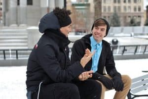 zajímavé video o učení jazyků