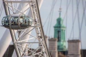 Britský přízvuk uslyšíte v Londýně