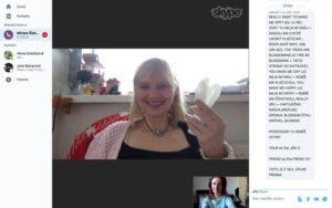 Skype lekce 3