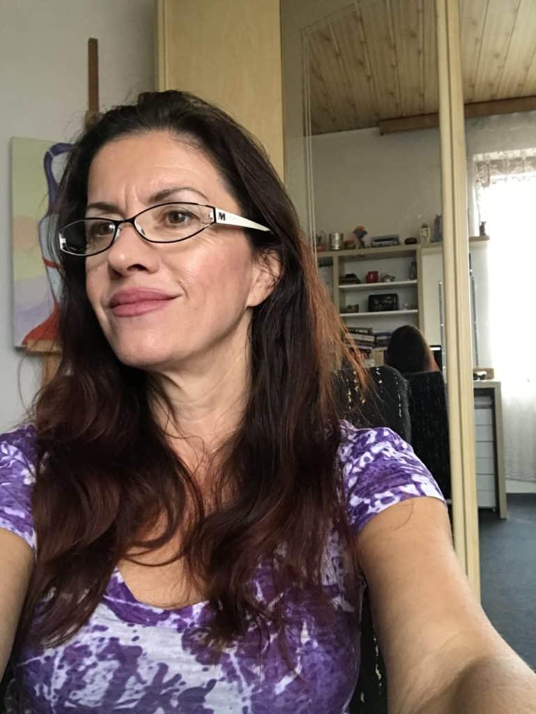 Skype lekce Lenka